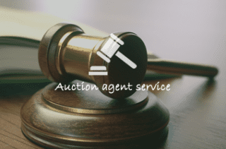 Auction agent service